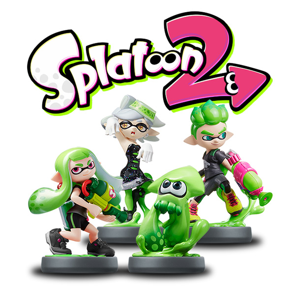 Splatoon 2 Pack 1