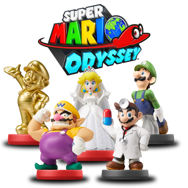 Nitrotag Super Mario Odyssey Pack 2 Codejunkies
