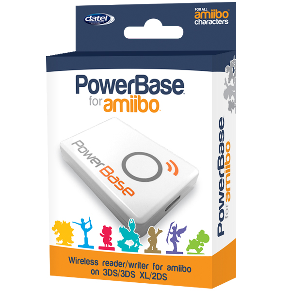 PowerBase for Amiibo™ EF001300
