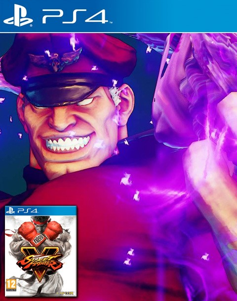 Street Fighter V M. Bison Moves and Challenges Prime Macro