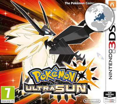 Powersaves Prime for Pokemon Ultra Sun EU