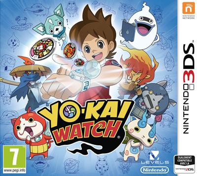 Powersaves Prime for Yo-Kai Watch (AUS) EF001205