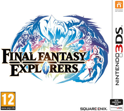 Powersaves Prime for Final Fantasy Explorers (US) EF001212