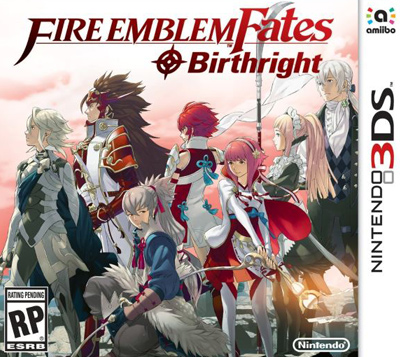Fire Emblem Fates: Birthright (US) EF001218