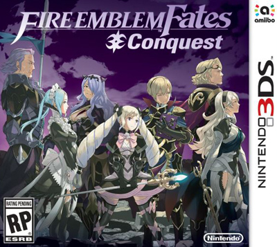 Powersaves Prime for Fire Emblem Fates Conquest (US)  EF001219
