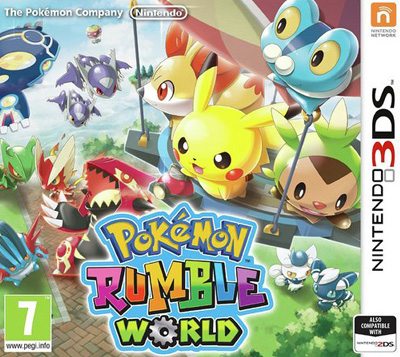 Powersaves Prime for Pokemon Rumble World (EU) EF001224