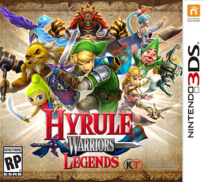 Powersaves Prime for Hyrule Warriors Legends EU PG000002