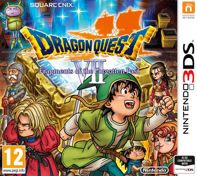 Powersaves Prime for Dragon Quest VII: Fragments of the Forgotten Past
