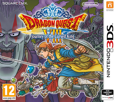 Powersaves Prime for Dragon Quest VIII EU