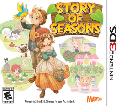 Powersaves Prime for Story of Seasons Trio of Towns PG000024