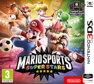 Powersaves Prime for Mario Sports Superstars PG000025