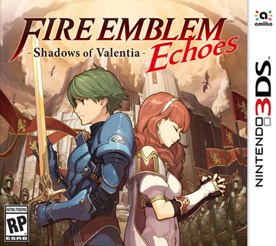 Powersaves Prime for Fire Emblem Echoes Shadows of Valentia EU