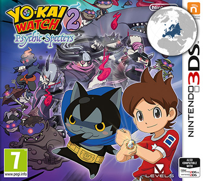 Powersaves Prime for Yo-Kai Watch 2 Psychic Specters EU